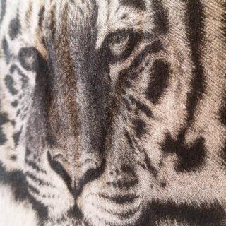 Vi gillar trycka att djurmotiv, som denna fina tiger från @creativitybyelin! 💚 1-färgs screentryck (raster) utan PVC och ftalater. 💚 #creativitybyelin #konstpatygpase #tygpåse #ekologisk #fairwear #gronatryck